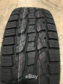 4 NEW 245/70R16 Crosswind A/T Tires 245 70 16 2457016 R16 AT 4 ply All Terrain