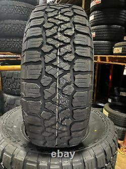 4 NEW 245/75R16 Kenda Klever AT2 KR628 245 75 16 2457516 R16 P245 ALL TERRAIN AT
