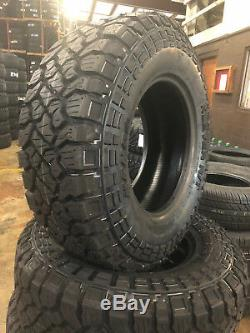 4 NEW 265/65R18 Kenda Klever RT KR601 265 65 18 2656518 R18 Mud Tire AT MT 10ply