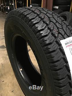 4 NEW 265/70R17 Centennial Terra Trooper A/T Tires 265 70 17 R17 2657017 10 ply