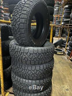 4 NEW 265/70R17 Kenda Klever AT2 KR628 265 70 17 2657017 R17 P265 ALL TERRAIN AT