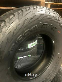 4 NEW 265/75R16 Accelera Omikron A/T Tires 265 75 16 R16 2657516 10 ply AT