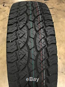 4 NEW 265/75R16 Centennial Terra Trooper A/T Tires 265 75 16 R16 2657516 10 ply