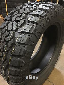 4 NEW 265/75R16 Kanati Trail Hog LT Tires 265 75 16 R16 2657516 10 ply