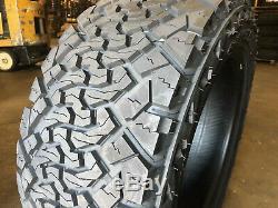 4 NEW 275/55R20 Venom Power Terra Hunter X/T 275 55 20 R20 Mud Tires AT MT 10ply