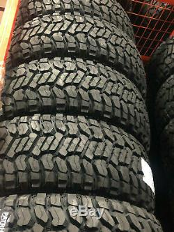 4 NEW 275/60R20 Patriot R/T LRE All Terrain Mud Tires RT 2756020 275 60 20 R20