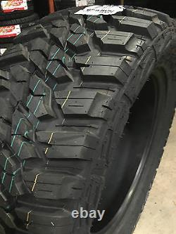 4 NEW 275/65R18 Kanati Mud Hog M/T Mud Tires MT 275 65 18 R18 2756518 10 ply