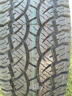 4 NEW 275/70R18 Centennial Terra Trooper A/T Tires 275 70 18 R18 2757018 10 ply