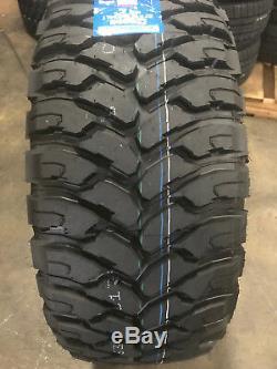 4 NEW 285/65R18 Comforser CF3000 Mud Tires M/T MT 285 65 18 R18 285651 LT285/65