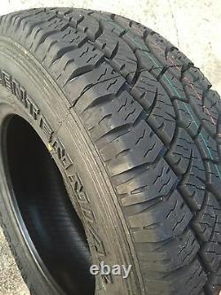 4 NEW 285/70R17 12 ply LRF Centennial Terra Trooper A/T Tires 285 70 R17 2857017