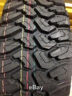 4 NEW 285/75R16 Centennial Dirt Commander M/T Mud Tires MT 285 75 16 R16 2857516
