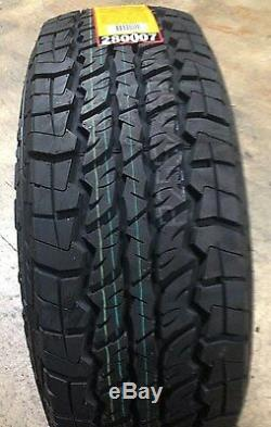 4 NEW 31x10.50R15 Kenda Klever AT KR28 31 10.50 15 1050 All Terrain A/T OWL