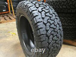 4 NEW 35X12.50R20 Comforser CF1100 XT All Terrain Tires 35125020 R20 1250 35 20