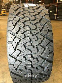 4 NEW 35X12.50R22 Venom Terra Hunter X/T 35 12.50 22 R22 Mud Tires AT MT 10ply