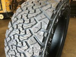 4 NEW 35X13.50R22 Venom Terra Hunter X/T 35 13.50 22 All Terrain Tires AT10ply