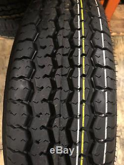 4 NEW ST225/75R15 Mirage Radial Trailer Tires 10 PLY 225 75 15 ST 2257515 R15 ST