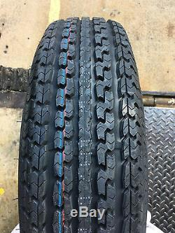 4 NEW ST225/75R15 Turnpike Radial Trailer Tire 10 PLY 225 75 15 ST 2257515 R15