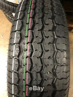 4 NEW ST235/85R16 Mirage Radial Trailer Tires 12 PLY 235 85 16 ST 2358516 R16 ST