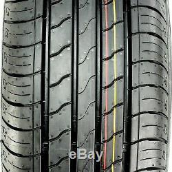 4 New 215/60R16 95H MRF Wanderer Street A/S All Season Tires