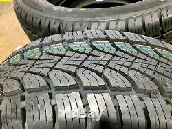 4 New 235/55R19 MRF Wanderer S/L 105T A/S All Season Tires