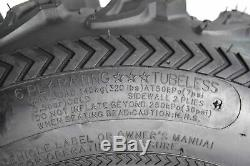 (4) New 24X8-11 24x10-11 Kenda Bear Claw EX ATV TIRES SET HONDA RANCHER 4X4 350