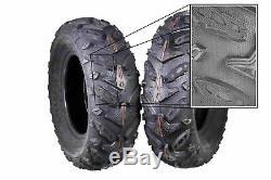 MASSFX Grinder 24x10-11 Rear ATV Tire 24x10x11 24x10//11 Dual Compound  6-Ply
