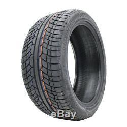 4 New Achilles Desert Hawk Uhp 245/45r20 Tires 2454520 245 45 20