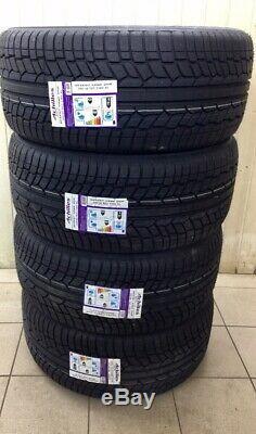 4 New Achilles Desert Hawk Uhp 245/55r19 Tires 2455519 245 55 19