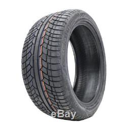 4 New Achilles Desert Hawk Uhp 285/45r22 Tires 45r 22 285 45 22