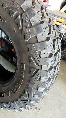 4 New Achilles Desert Hawk X-mt 31x10.50r15 Tires 31105015 31 10.50 15