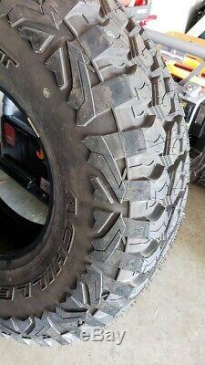 4 New Achilles Desert Hawk X-mt Lt30x9.50r15 Tires 3095015 30 9.50 15