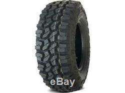 4 New Americus Rugged Mt Lt33x12.50r15 Tires 33125015 33 12.50 15