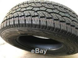 4 New Atturo Trail Blade A/t 245/65r17 Tires 2456517 245 65 17