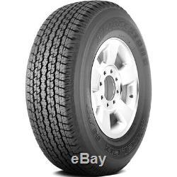 4 New Bridgestone Dueler H/T 840 265/70R16 112S A/S All Season Tires