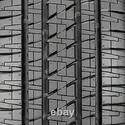 4 New Bridgestone Dueler H/l Alenza P285/45r22 Tires 2854522 285 45 22