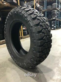 4 New Centennial Dirt Commander M/t Lt265x75r16 Tires 2657516 265 75 16