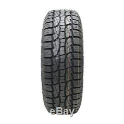 4 New Crosswind A/t 265x70r16 Tires 2657016 265 70 16