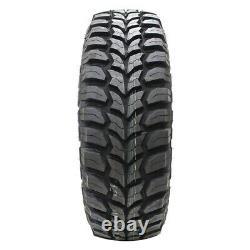 4 New Crosswind M/t Lt285x70r17 Tires 2857017 285 70 17