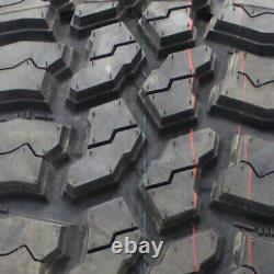 4 New Eldorado Mud Claw Extreme M/t Lt245x75r16 Tires 2457516 245 75 16