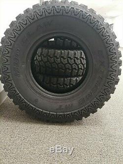 4 New Eldorado Mud Claw Extreme M/t Lt265x75r16 Tires 2657516 265 75 16