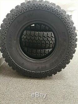 4 New Eldorado Mud Claw Extreme M/t Lt31x10.50r15 Tires 31105015 31 10.50 15