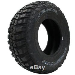 4 New Federal Couragia M/t Lt315x75r16 Tires 3157516 315 75 16