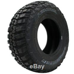 4 New Federal Couragia M/t Lt31x10.50r15 Tires 31105015 31 10.50 15