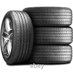 4 New Firestone FT140 205/55R16 91H A/S Grand Touring All Season Tires