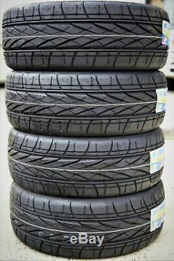 4 New Forceum Hexa-R 235/40R18 ZR 95Y XL A/S High Performance All Season Tires