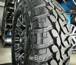 4 New Forceum M/T 08 Plus LT265/70R17 Load E 10 Ply MT Mud Tires