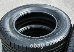 4 New Fortune Perfectus FSR602 225/55R17 97V AS A/S All Season Tires