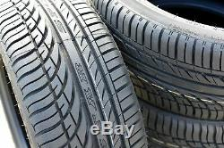 4 New Fullway HP108 195/65R15 91H Tires Performance Tires