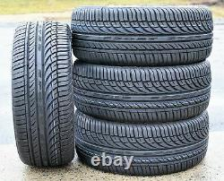 4 New Fullway HP108 215/70R15 98H A/S All Season Performance Tires