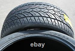 4 New Fullway HS266 305/45R22 118V XL AS A/S Performance Tires